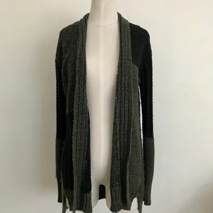 Urban Outfitters Green Cardigan